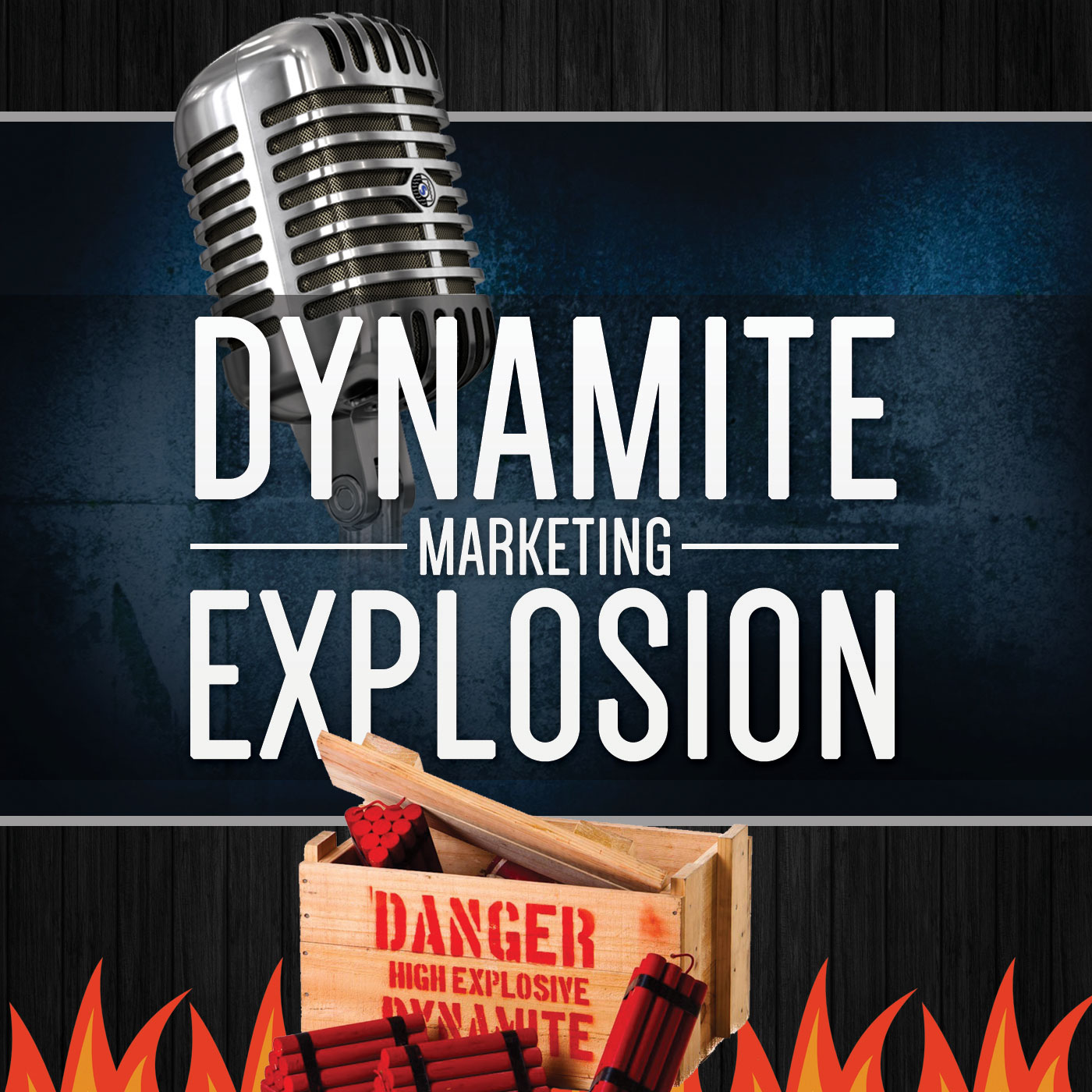 Dynamite Marketing Explosion - List Building with Trevor McHaffie